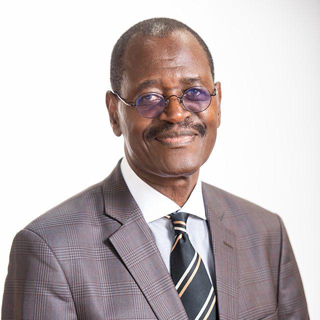 Professor K. P. Dzvimbo