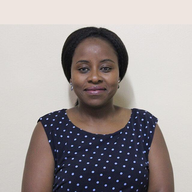 Prof Felicity Z Gumbo (nee Chidziva)